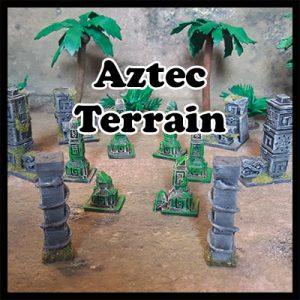 15mm & 28mm Aztec