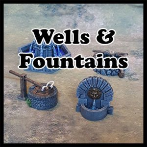 Wells & Fountains