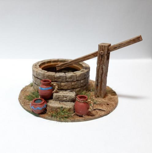 Ancient Well by Ken Baldock.