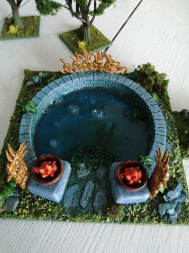 Aztec Pit by Paint n Games.